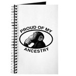 Proud of my Ancestry Chimp Journal