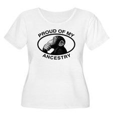 Proud of my Ancestry Chimp T-Shirt