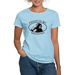Proud of my Ancestry Chimp Women's Light T-Shirt