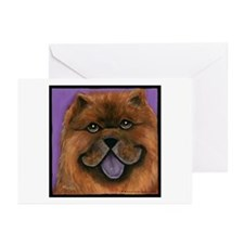 Chow Greeting Cards (Pk of 10)