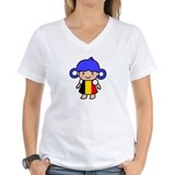 Belguim Flag Girl Shirt