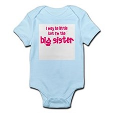 Little Big Sister Onesie