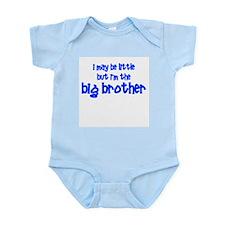 Little Big Brother Infant Bodysuit