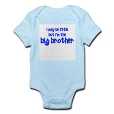 Little Big Brother Onesie