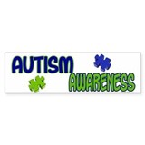 Autism Awareness 1.1 Bumper Bumper Sticker
