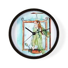 Eating Disorder Protection Wall Clock