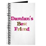 Damian's Best Friend Journal