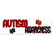 Autism Awareness 1.6 Bumper Bumper Sticker