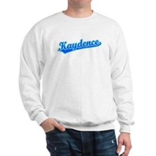 Retro Kaydence (Blue) Sweatshirt