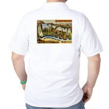 Arizona AZ Postcard T-Shirt