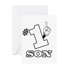 #1 - SON Greeting Card