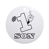 #1 - SON Ornament (Round)