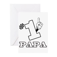 #1 - PAPA Greeting Cards (Pk of 20)