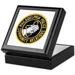 Philly Police PR Keepsake Box