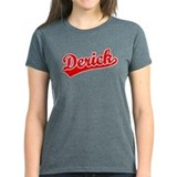 Retro Derick (Red) Tee