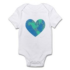 Earth Heart Infant Bodysuit