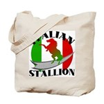 Italian Stallion Tote Bag
