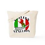 Italian Stallion Tote Bag