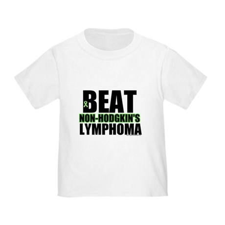 Beat Non-Hodgkin's Toddler T-Shirt