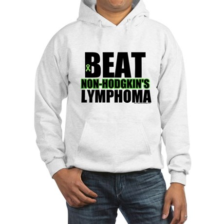 Beat Non-Hodgkin's Hooded Sweatshirt