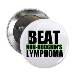 "Beat Non-Hodgkin's 2.25"" Button (10 pack)"