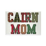 Cairn Terrier Mom Rectangle Magnet (10 pack)