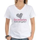 secretaries hold it together Shirt
