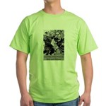 Cleveland PD S.O.P. Green T-Shirt