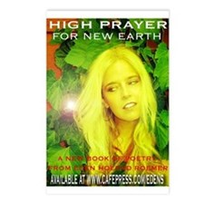 High Prayer Promo Postcards (Package of 8)