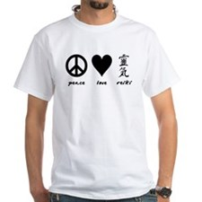 Peace, Love & Reiki Shirt