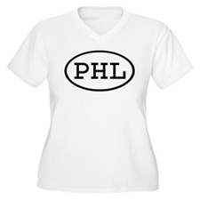 PHL Oval T-Shirt