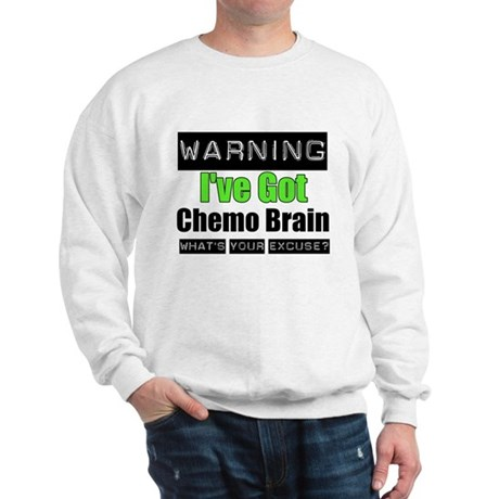 Chemo Brain Sweatshirt