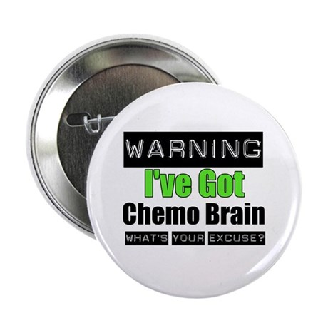 "Chemo Brain 2.25"" Button (10 pack)"