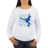 Just Land It Ice Skating T-Shirt