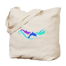 Peace in a Pod Tote Bag