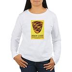 Pomo Basket Women's Long Sleeve T-Shirt