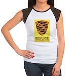 Pomo Basket Women's Cap Sleeve T-Shirt