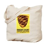 Pomo Basket Tote Bag