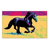 Baron*09 Rectangle Sticker 50 pk)
