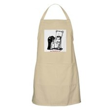 Horned Reflection BBQ Apron