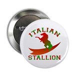 Italian Stallion Button