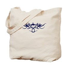 Western pleasure tattoo Tote Bag