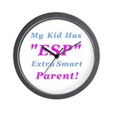 Parents Wall Clock