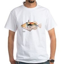 Picasso Trigger Fish Shirt