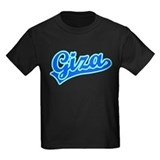 Retro Giza (Blue) T