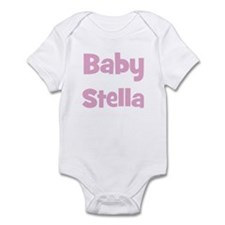 Baby Stella (pink) Infant Bodysuit