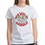 PARTY WITH THE ANIMALS Women's T-Shirt