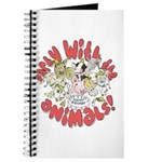 PARTY WITH THE ANIMALS Journal