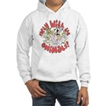 PARTY WITH THE ANIMALS Hooded Sweatshirt