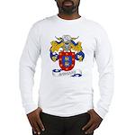 Navarro Family Crest Long Sleeve T-Shirt